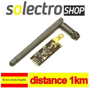 NRF24L01-inalambrico-PA-LNA-1km-Antena-2-4GHz-Arduino-Wireless-Transceiver-W63