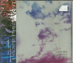 LUNA-SEA-SOLO-SINGLE-COLLECTION-2-NEUF-EN-BLISTER