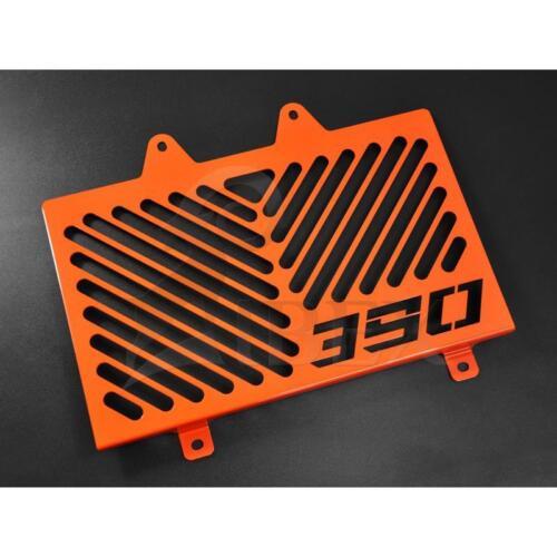 KTM 390 Duke Bj 2013-16 Radiateur Capot Eau Refroidisseur calandre logo orange