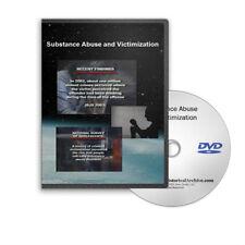 Substance Abuse & Victimization: Trauma, Assistance DVD - C55