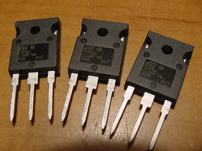 3PCS TIP36C High Power Transistor 25A 100V 125W Pinball Machine Circuit Board