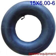 Tire Inner Tube 15x6.00-6, 15-6.00-6,15x6.00x6,15x600-6 - L STEM - FREE SHIPPING
