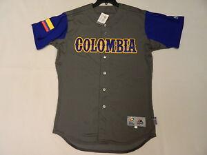 c6cc285c3 Image is loading Authentic-Team-Colombia-2017-WBC-World-Baseball-Classic-