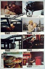 16 Photos Jeux A+B Cinéma 21x27cm (1975) BRANNIGAN John Wayne TBE