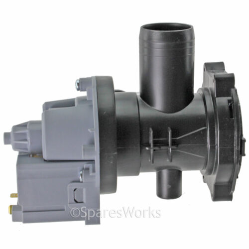 ORIGINALE Hotpoint wdl5290puk aqm8l29iukv Bwd129 Lavatrice Pompa di drenaggio