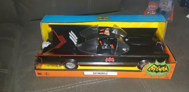 Mcfarlane dc classic tv series batmobile