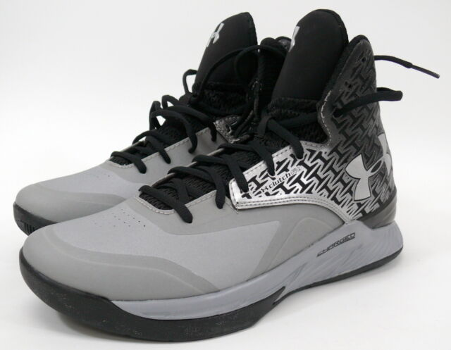 c7dbaee39f8 NEW UNDER ARMOUR UA Clutchfit Prodigy Mens SZ 10 Basketball Shoes  114.99