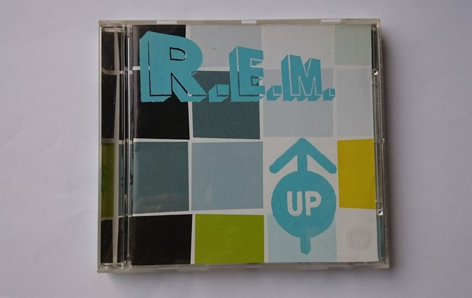 R.E.M.: Up, pop