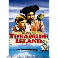 Original Disney Pirate Movie Long John Silver Uncut Version Treasure Island DVD