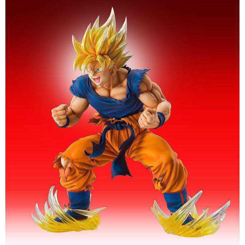 Dragon Ball Kai Super Figure Art Collection - Super Saiyan Son Goku
