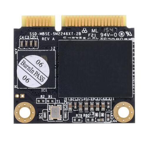 mini pcie Half mSATA ssd 256GB SATA III Solid State Drive hard drive