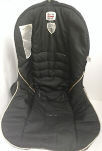 Britax B Safe Infant Baby Car Seat Black Fabric Pad Cover Cushion Replacement Ebay
