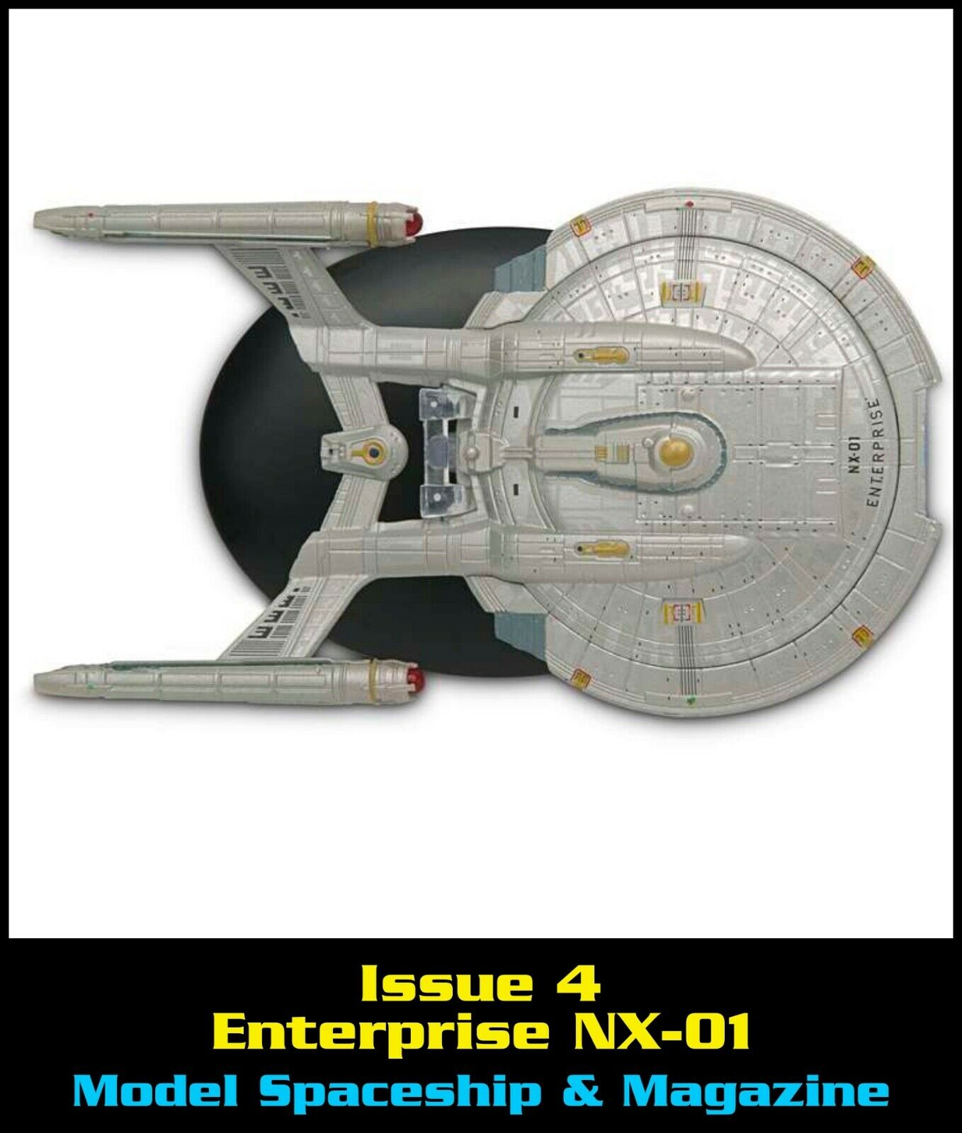 Issue 4: Enterprise NX01