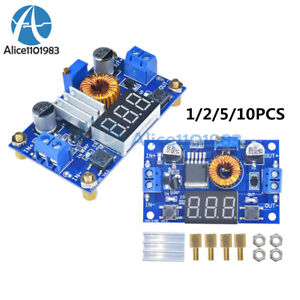 1-2-5-10PCS-5A-Buck-DC-Adjustable-LED-Driver-Voltmeter-Step-Down-Charge-Module