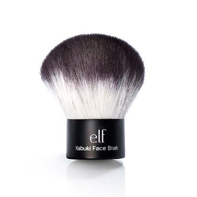 elf kabuki face or body powder brush -- SUPER SOFT BRUSH