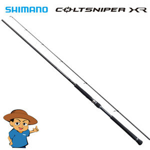 Shimano-COLTSNIPER-XR-S100M-Medium-fishing-spinning-rod-2020-model
