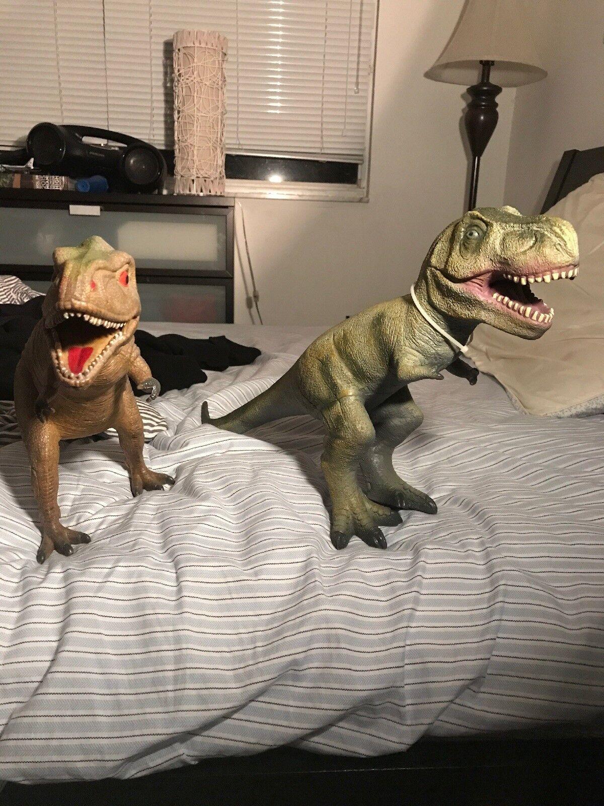 Schwer zu finden, toys r us t - rex - spielzeug