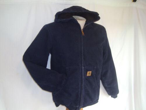 Carhartt Jacket Medium Black Hooded