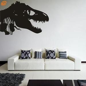 Image Is Loading T Rex Dinosaur Vinyl Wall Decal Sticker Kids