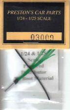 Preston Prewired Engine Wire Distributor GREEN for Model Cars  1/24 & 1/25