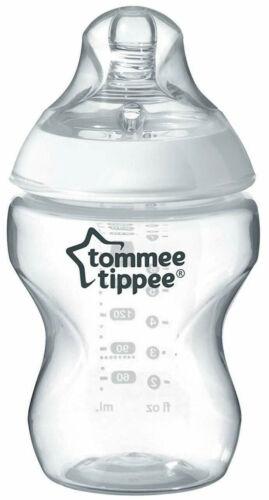 Tommee Tippeebebé botella de 260 MlBorrarválvula anti-colic