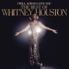 I Will Always Love You: The Best of Whitney Houston by Whitney Houston (CD, Nov-2012, Arista)