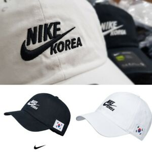32e163e0 Nike H86 Heritage Adjustable Cap Hat Team Korea Olympics AO0821 ...