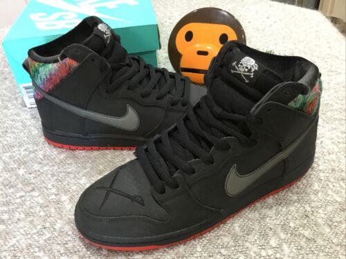 Nike dunk SB high premium Gasparilla Pirate Size 1