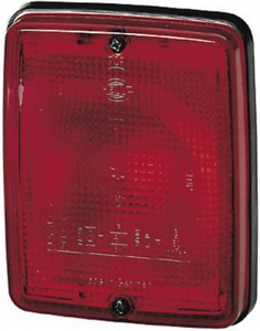 Brouillard Final Lampe pour éclairage HELLA 2ne 003 236-301
