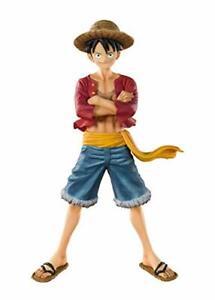 Details About Figuarts Zero One Piece Monkey D Luffy Straw Luffy Pvc Figure Bandai New
