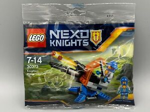 LEGO-NEXO-KNIGHTS-30373-KNIGHTON-HYPER-CANNON-POLYBAG-WITH-ROYAL-SOLDIER-MINIFIG
