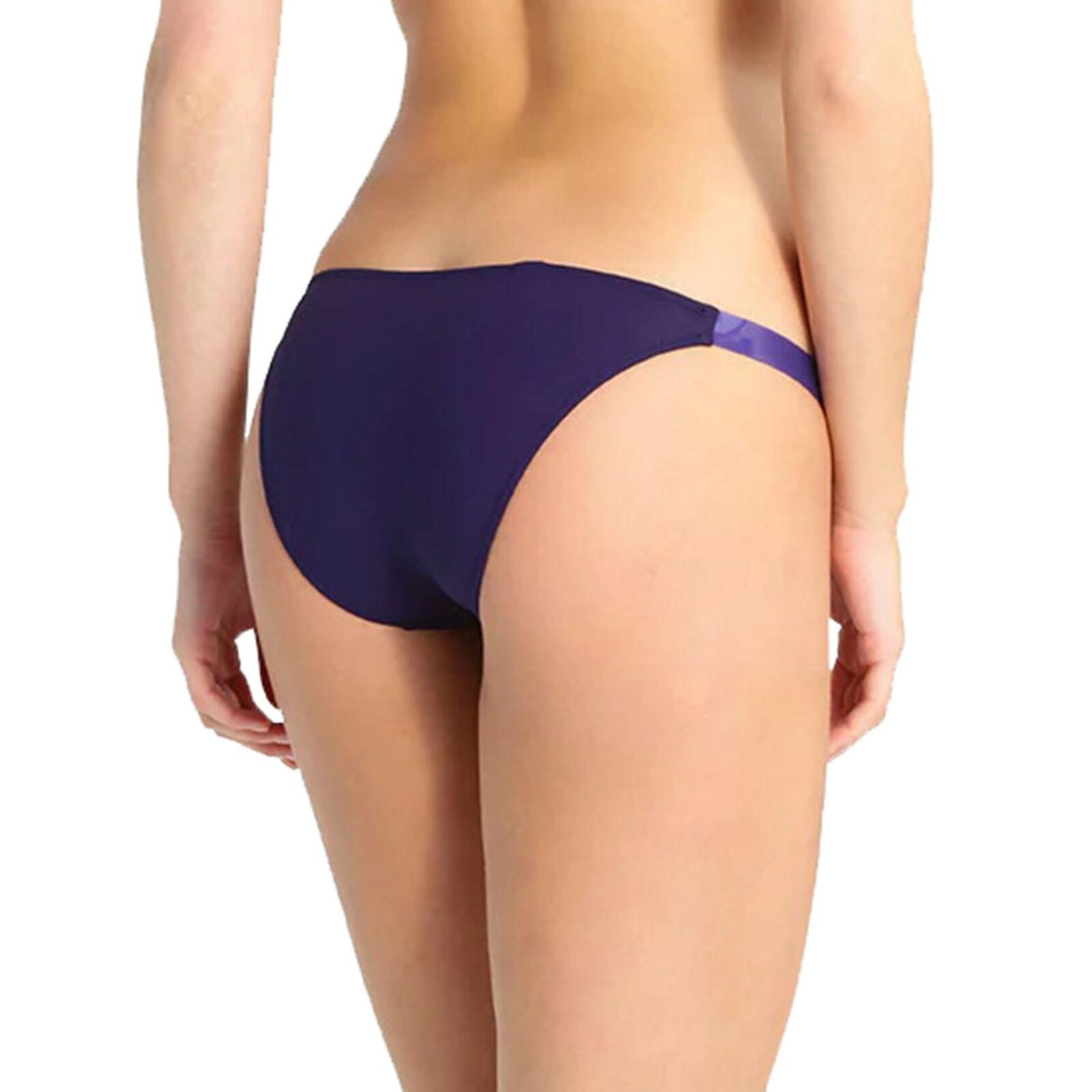 La Perla Dunkles lilat Bunt Riemen Damen Damen Damen Bikiniunterteil S It 2 | Schön und charmant  | Einfach zu bedienen  | Online  | Fuxin  | Die Qualität Und Die Verbraucher Zunächst  551a2c