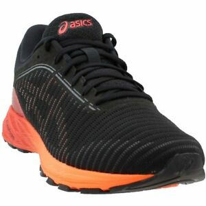 size 40 344f9 99baa Details about ASICS Dynaflyte 2 Running Shoes - Black - Mens