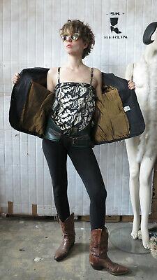 Donna Top Spalline Nero Oro 80er True Vintage 80s Women's Shirt Oro Black-mostra Il Titolo Originale Morbido E Antislipore