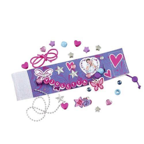 71302 New Disney Violetta Cool Create Friendship Bands