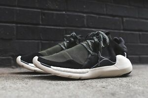 6056d7a96b45 Adidas Y-3 Yohji Mens Shoes Yamamoto BOOST QR S77939 GREEN Sneakers ...