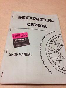 manual-de-taller-Honda-CB750K-CB750-K-CB-750-Taller-manual-de-taller-ingles