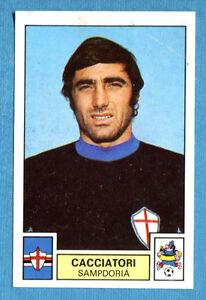 CALCIATORI-1975-76-Panini-Figurina-Sticker-n-258-CACCIATORI-SAMPDORIA-Rec