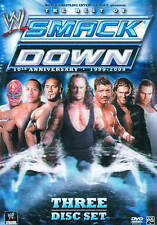 WWE: The Best of Smackdown - 10th Anniversary 1999-2009 (DVD, 2009)