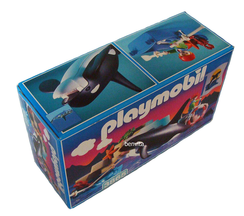 Playmobil  3865-schwertwal 4+ NOUVEAU nouveau  prix bas discount