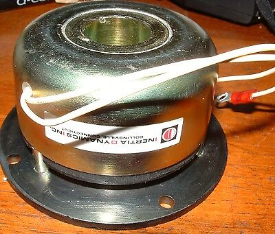 Intertia Dynamics M8917-2111 Power Off Brake Module 24VDC NEMA 17
