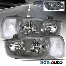 For 2001-2003 Hyundai Elantra Driver Left Right Passenger Headlights Lamps