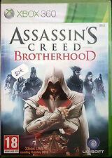 ASSASSIN'S CREED: BROTHERHOOD WRATH Microsoft Xbox 360 2010 -PAL-