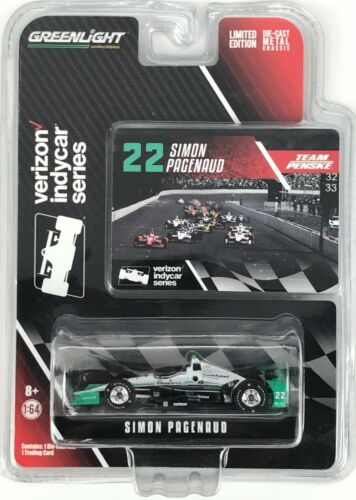 1:64 2016 Greenlight Simon Pagenaud #22 Team Penske IndyCar Diecast
