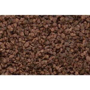 Woodland-scenics-wb84-ballast-grossa-minerale-ferroso-200-g