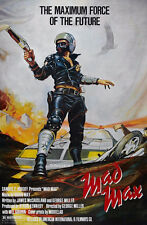 24X36Inch Art Mad Max Movie Poster 1979 Mel Gibson P32