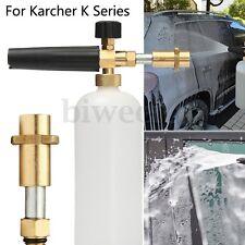 Snow Foam Lance Pressure Washer Car Wash Jet Gun Cannon 1L Bottle For Karcher K