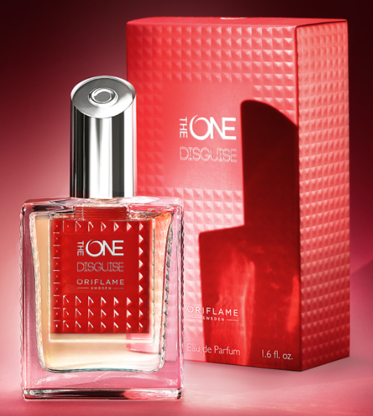 Oriflame The One Disguise Eau De Parfum Woman 50 Ml For Sale