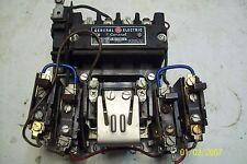 GE GENERAL ELECTRIC 22D135G 4 Motor Starter Relay Coil 440//380V 55 650321 1A