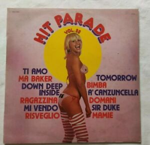 HIT-PARADE-VOL-33-LP-VARIOUS-VINYL-33-GIRI-ITALY-1977-JOKER-SM3850-VG-EX
